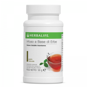 infuso alle erbe Herbalife